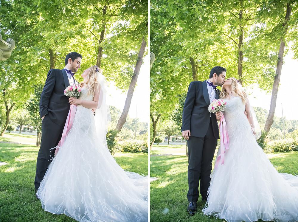 istanbul bebek düğün fotoğrafları