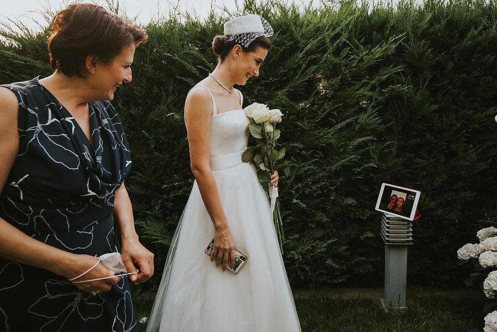 doğal düğün fotoğrafları