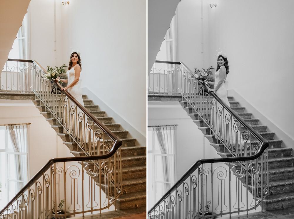 Büyükada Splendid Palas hotel düğün fotoğrafları