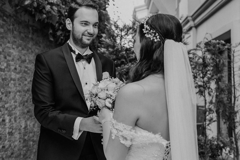 Kuzguncuk Yanık Mektep Düğün fotoğrafları