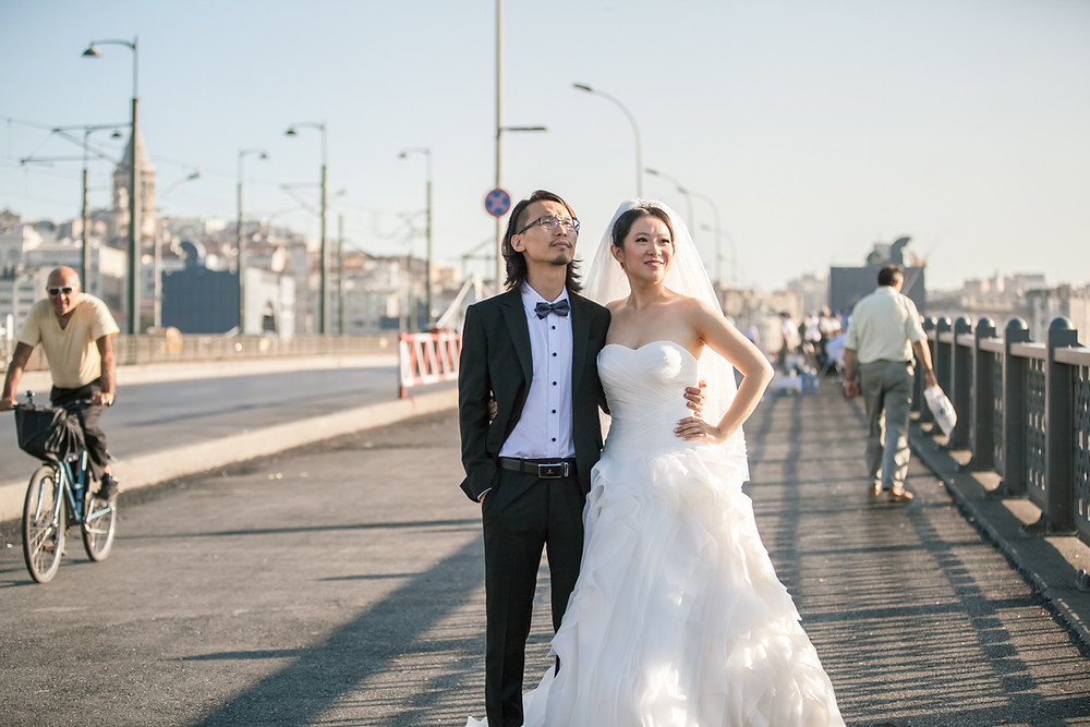 istanbul destination wedding photography