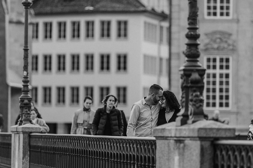 Zürich prewedding couple photos