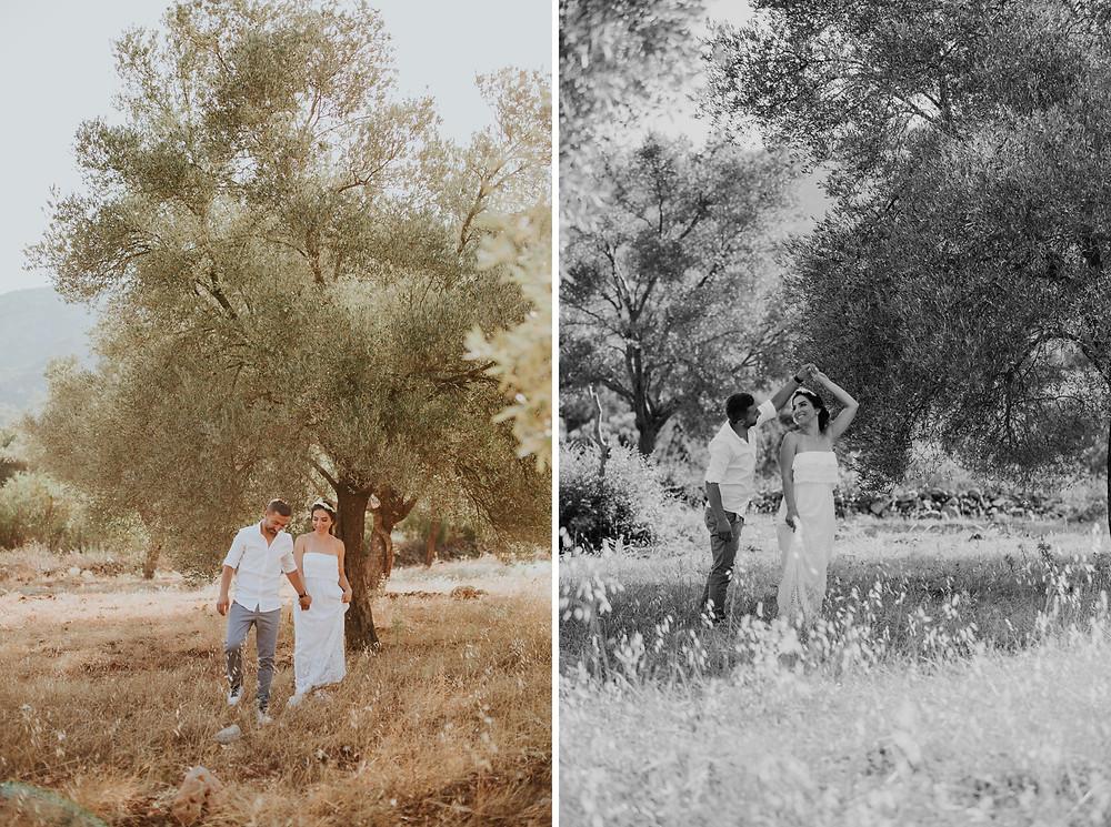 Bodrum elopement photos