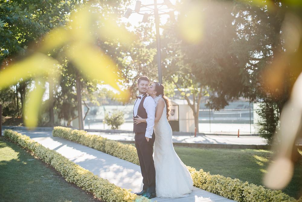 Cemile Sultan Korusu düğün fotoğrafçısı