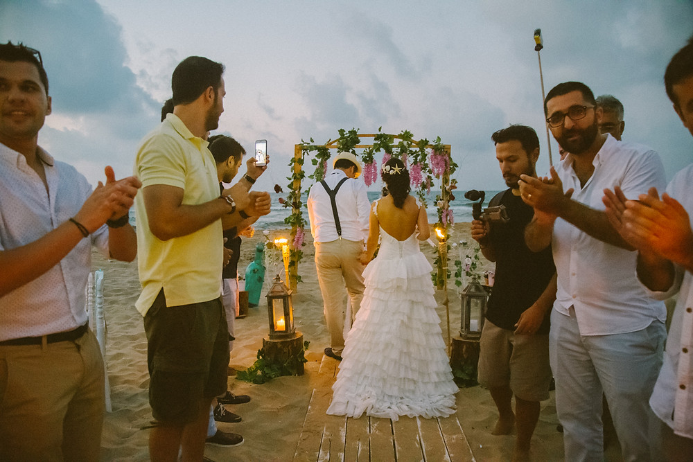 şile beach wedding photographer