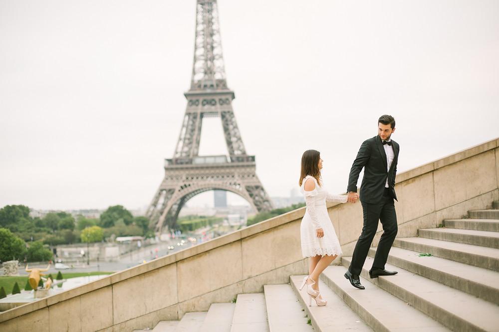 paris balayı fotoğrafçısı