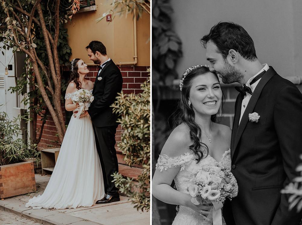 Üsküdar düğün fotoğrafları