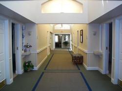 Maria Court - Hallway View