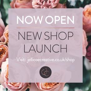 + New Shop Launch +