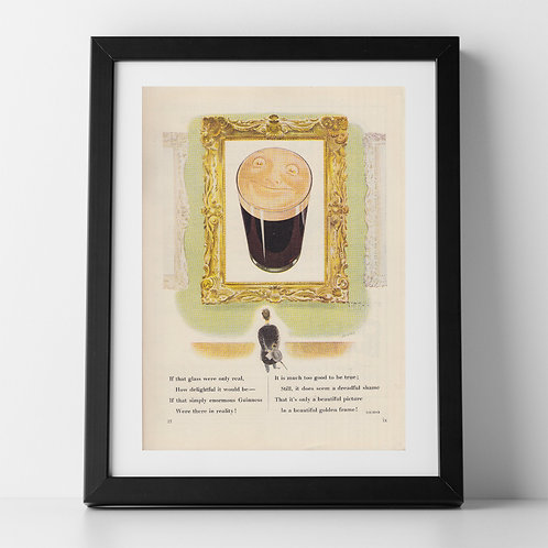 Guinness Advert, 1947