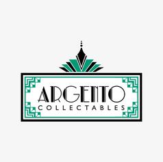 Argento Collectables Logo Design