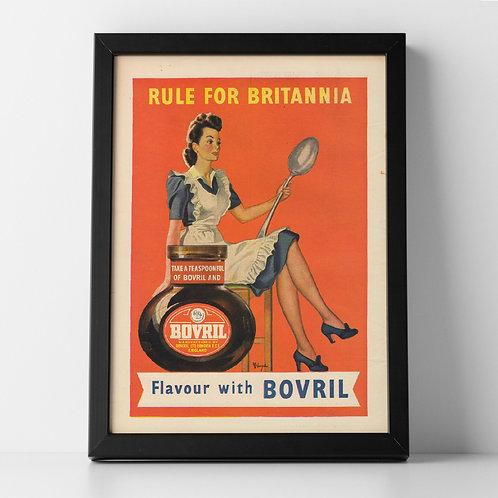 Bovril Advert, 1947