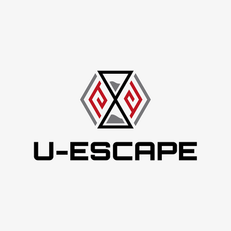 U-Escape Logo & Brand Identity