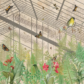 + Kew Gardens Inspired +