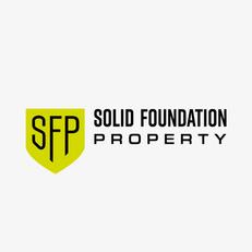 Solid Foundation Property Logo
