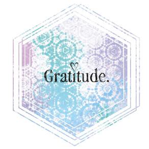 + Gratitude +