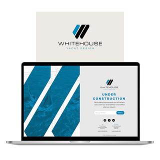 Whitehouse Yacht Design Website Design