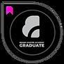 Brand Master Graduate Badge Jellicoe Creative www.jellicoecreative.co.uk