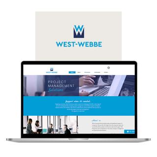 West-Webbe Project Management Website & Branding