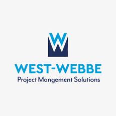 West-Webbe Logo, Brand Identity and Website