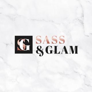 Sass & Glam Brand Strategy & Brand Identity