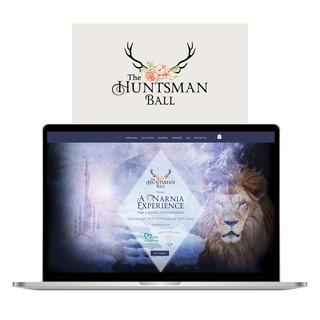 Huntsman Ball Charity E-commerce Ticket Website.