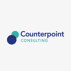 Counterpoint HR Logo, Brand Identity, Marketing Materials & Website