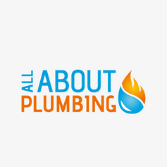 All About Plumbing Logo & Brand Identity