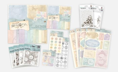 Paper Craft Set