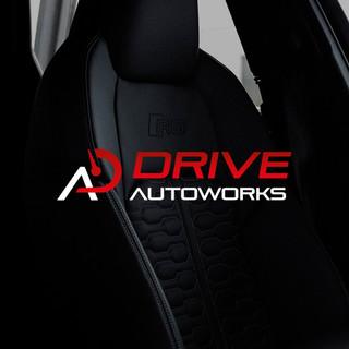 Drive Autoworks Brand Strategy & Brand Identity