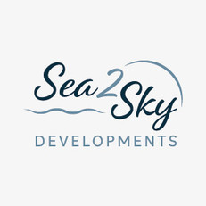 Sea2Sky Developments Logo, Brand Identity & Website