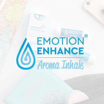 Emotion Enhance Branding, Packaging & Marketing Design by Jellicoe Creative www.jellicoecreative.co.uk