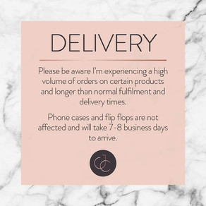 + FULFILMENT + DELIVERY +