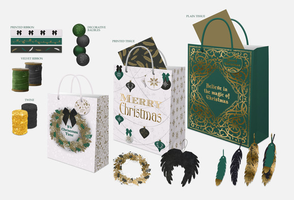 Black Forest Christmas Gifting Set