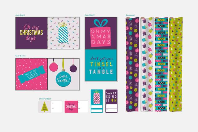 Novelty Christmas Gifting Set
