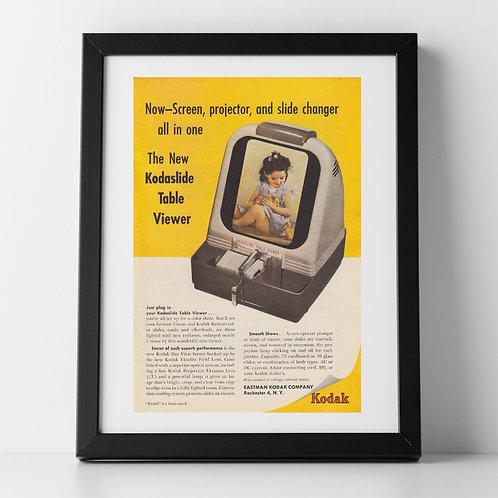 Kodak Projector Advert from 1949