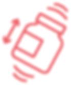 symbols for directions - Salutem pink-01