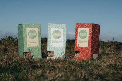 Dorset Bird Feed Seasonal Packaging