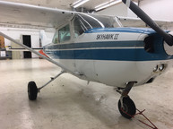 Cessna 172 Blue