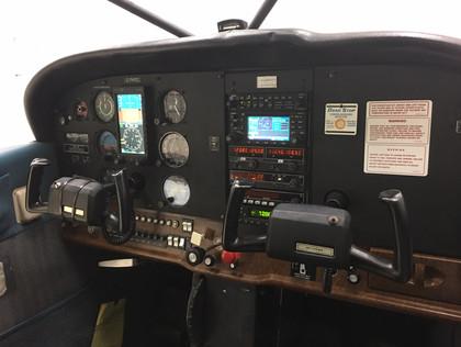 Cessna 172 Avionics