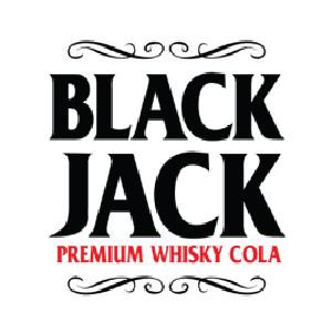 Black Jack Whisky Cola