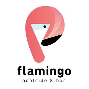Flamingo Poolsidebar