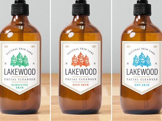 Label Botol