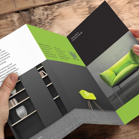 Brochure 3 lipatan