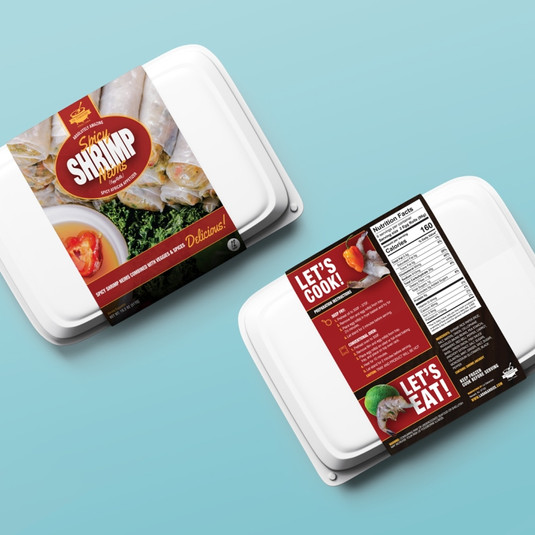 Label Box Packaging