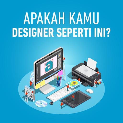 Designer Seperti Apa Yang Benar?