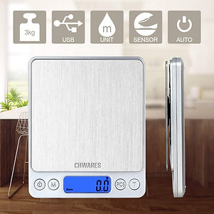 CHWares Digital Kitchen Scales