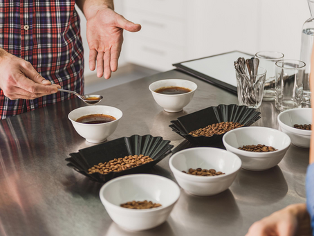 Cupping: the Art of Coffee Tasting