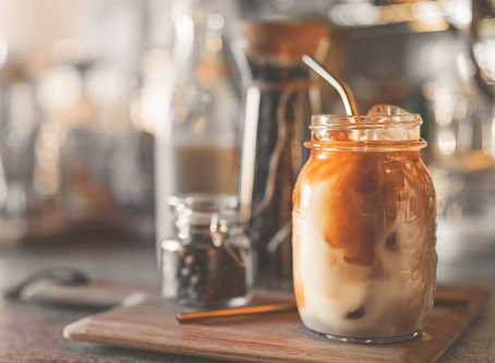 GorgeousSummertime Iced Coffee Ideas to Make at Home