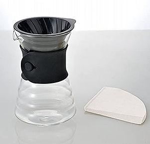 Hario Drip Decanter Pourover Coffee Brewer